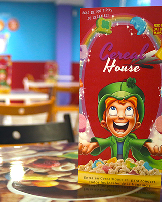 Carta Cereal House