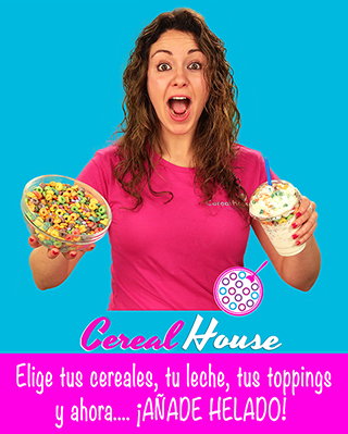 Promocion cereal house